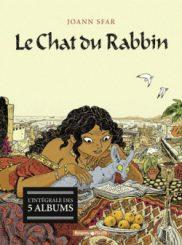 Le chat du Rabbin - intégrale